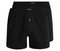 2 PACK - Boxershorts - black