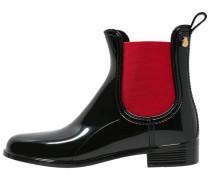 PISA Gummistiefel noir/rouge