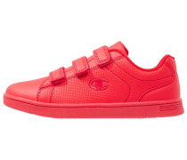 1980S Sneaker low red