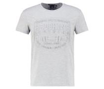 HERACLES CALDER TShirt print grey chine