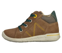 Sneaker high birch/whisky/late