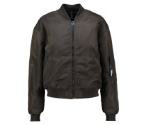 Bomberjacke olive night