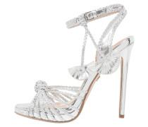 HOAX - High Heel Sandaletten - silver