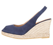 High Heel Peeptoe natural/marine