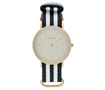Uhr pearl blue