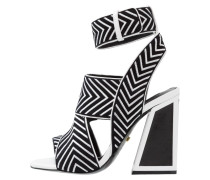High Heel Sandaletten - monochrome