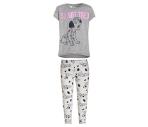 Pyjama heather grey