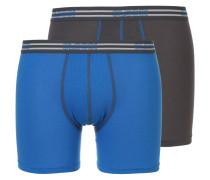 2 PACK Panties dark gray/blue