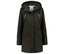 KATE Parka dark olive