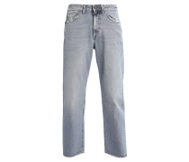 DROPPED - Jeans Relaxed Fit - pale jeans blue