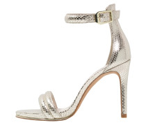 BROOKE High Heel Sandaletten gold