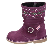 Stiefel pflaume