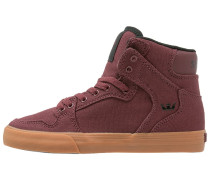 VAIDER Sneaker high burgundy
