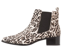 AMY-ROSE LEOPARD - Ankle Boot - brown