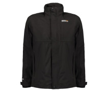 NORTHMORE 2IN1 Hardshelljacke black