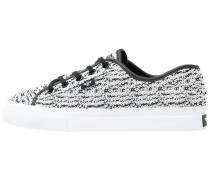 KAPLAN Sneaker low white/black