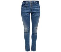 LIBERTY - Jeans Slim Fit - medium blue