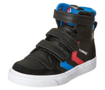 STADIL Sneaker high black/brilliant blue/ribbon red