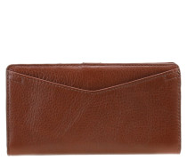 CAROLINE Geldbörse brown