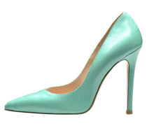 High Heel Pumps - turquoise