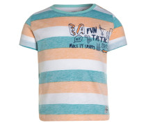 T-Shirt print - aqua splash
