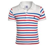 FREEZE Poloshirt white