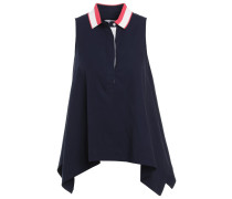 Bluse - navy blue
