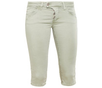 UPTOWN MARIAH Jeans Shorts light green uptown twill