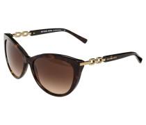 Sonnenbrille dark brown