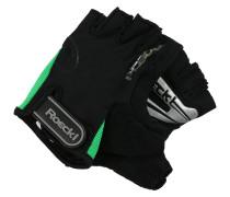 BADIA - Kurzfingerhandschuh - black/green