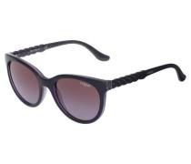 Sonnenbrille dark purple