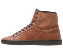 SEVERAWIEN Sneaker high cognac