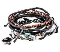 AFROZILLA SET Armband multi