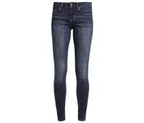 SLIGHT Jeans Skinny Fit darkblue denim