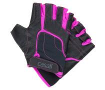 Kurzfingerhandschuh black/pink