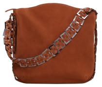 LARA Shopping Bag medium brown