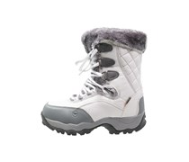 HiTec ST. MORITZ LITE 200 I WP Snowboot / Winterstiefel white/grey