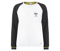 NAMES Sweatshirt white