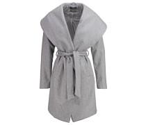 ONLDRAPY Wollmantel / klassischer Mantel light grey melange