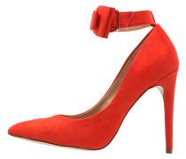 GERI High Heel Pumps red