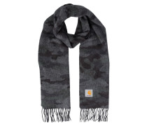 Schal camo mono/grey heather