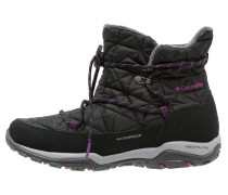 LOVELAND OMNI-HEAT - Snowboot / Winterstiefel - black/bright plum