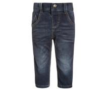 NITRALF Jeans Straight Leg dark denim