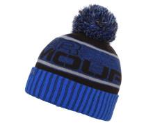Mütze ultra blue/black/steel