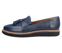 GLICK CASTINE - Slipper - blue