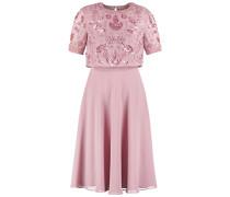 Cocktailkleid / festliches Kleid dusty rose
