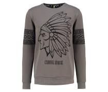 Sweatshirt slate/black
