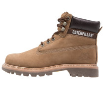 COLORADO Schnürstiefelette brown