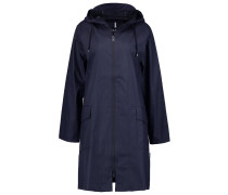Regenjacke / wasserabweisende Jacke blue