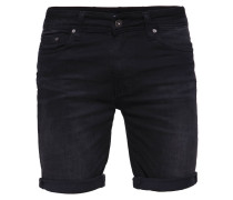 Jeans Shorts washed black